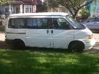 1993 VW Eurovan
