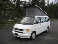 1993 VW Eurovan MV Westfalia Camper