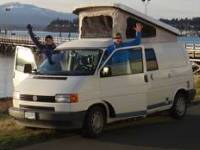 1996 VW Eurovan Full Camper