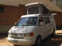 1997 VW Eurovan Camper