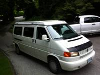1997 VW Eurovan Winnebago Full Camper