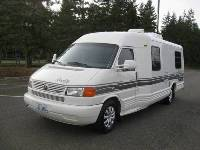 1998 VW Eurovan Rialta Camper