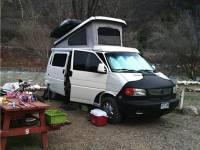 2001 VW Eurovan Camper