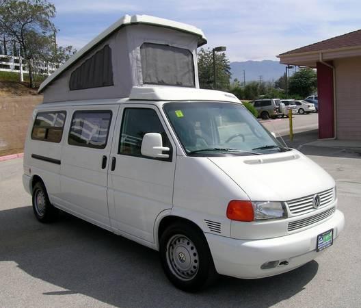 Volkswagen Dealers In Maine: 2001 VW Eurovan Camper 2.8L VR6 24 For Sale In Yucaipa