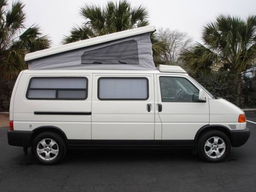 2003 vw eurovan camper 6 cylinders auto for sale in austin texas. Black Bedroom Furniture Sets. Home Design Ideas