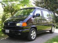 VW Eurovan Weekender 2003