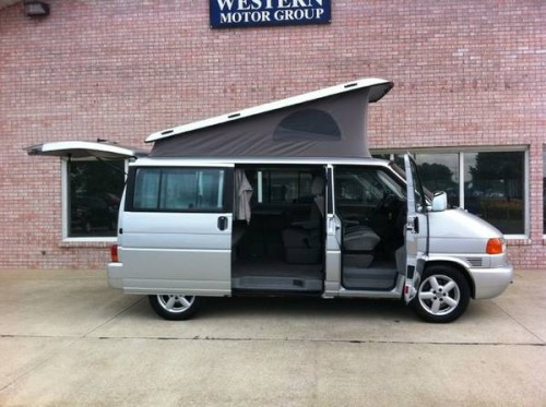 2003 vw eurovan camper v6 engine auto for sale in grand rapids michigan. Black Bedroom Furniture Sets. Home Design Ideas
