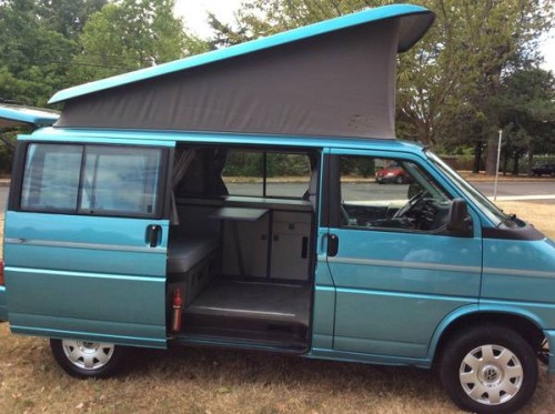 1992 vw eurovan camper excellent for sale in philadelphia pennsylvania. Black Bedroom Furniture Sets. Home Design Ideas