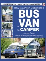 VW Eurovan Camper Conversion manual